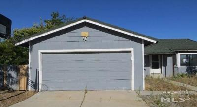 Reno Single Family Home Auction: 1598 Bedford Ct