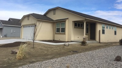 Fallon Single Family Home For Sale: 1269 Venitian Ct