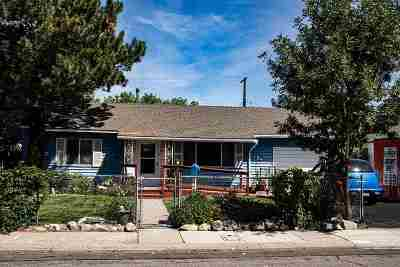 Sparks Single Family Home For Sale: 450 K Street