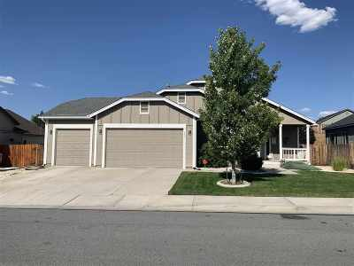 Washoe County Single Family Home New: 686 Beckwourth Dr.