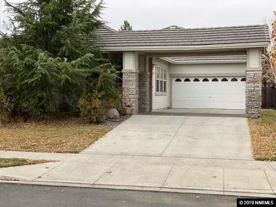 Washoe County Single Family Home New: 2755 Arrow Smith Drive