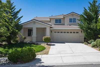 Washoe County Single Family Home New: 7455 Hunter Glen Drive
