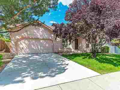 Reno Single Family Home New: 4771 Amber Hill Ln