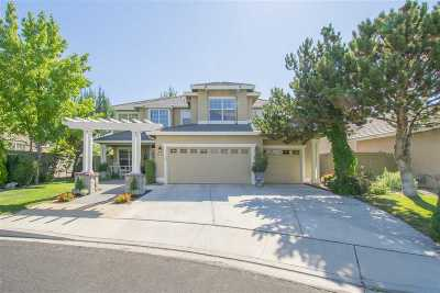Reno Single Family Home For Sale: 9621 Apache Rose Court