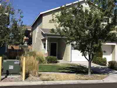 Reno Single Family Home Active/Pending-Loan: 2175 Hellaby