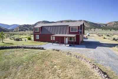 Washoe County Single Family Home New: 45 Clydesdale