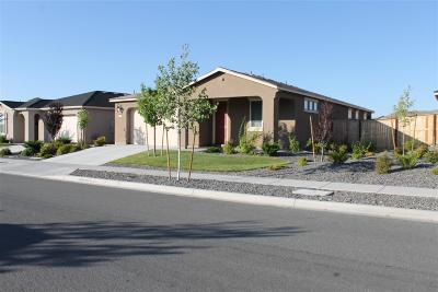 Washoe County Single Family Home New: 7280 Rutherford