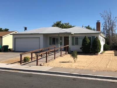 Reno NV Single Family Home New: $289,500