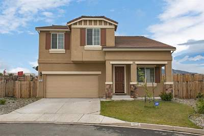 Reno NV Single Family Home New: $369,000