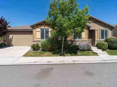 Washoe County Single Family Home New: 6493 Peppergrass