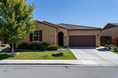Washoe County Single Family Home New: 4838 High Pass