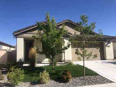 Washoe County Single Family Home New: 1845 Palacia Pointe