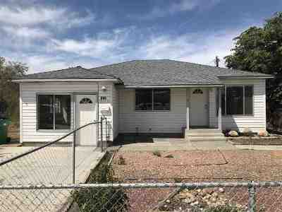 Washoe County Single Family Home New: 635 Sutro Street