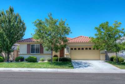 Washoe County Single Family Home New: 2235 Quailwood Drive