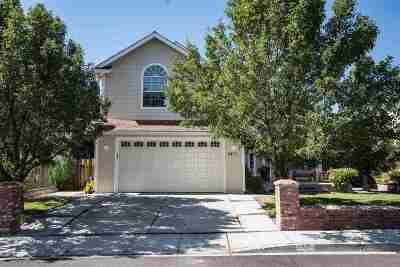Washoe County Single Family Home New: 5470 Morning Star Dr.