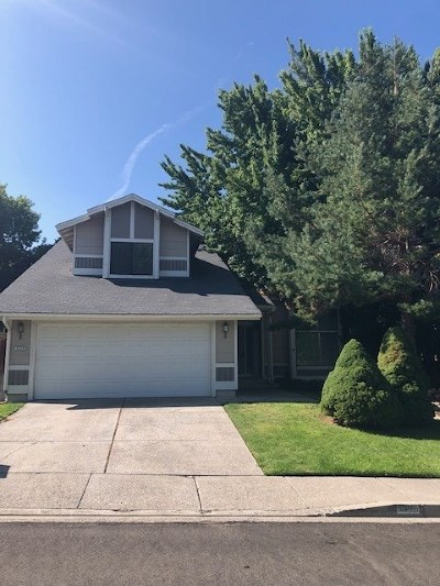 Washoe County Single Family Home New: 5356 Mountcrest