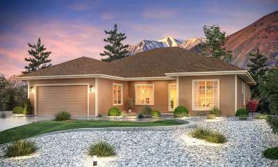 Gardnerville Single Family Home New: 771 E Cottage Loop
