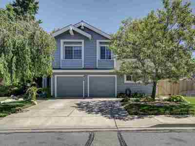 Reno NV Single Family Home New: $650,000