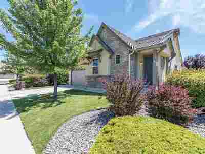 Sparks Single Family Home New: 5334 Vista Heights