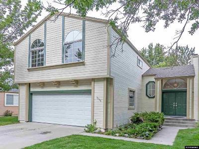 Washoe County Single Family Home New: 7558 Whimbleton Way