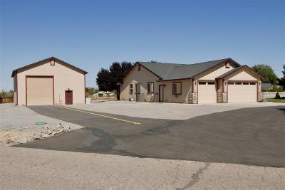 Fernley Single Family Home For Sale: 110 Country Ranch