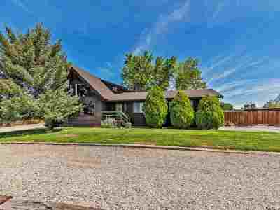 Minden Single Family Home New: 2635 Wade
