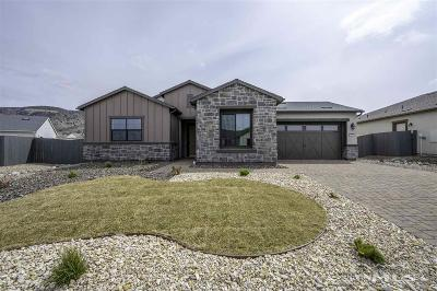 Reno Single Family Home New: 2538 Titanium Crest #Homesite