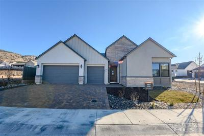 Reno Single Family Home New: 3023 Copper Stone #Homesite