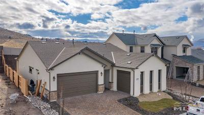 Reno Single Family Home New: 3044 Country Wind #Homesite