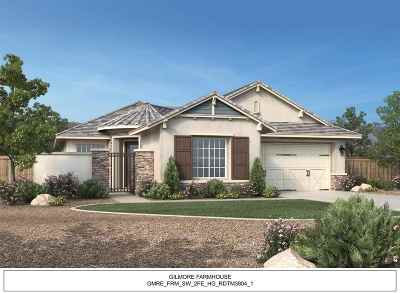 Reno Single Family Home New: 2078 Maximus Ln #Homesite