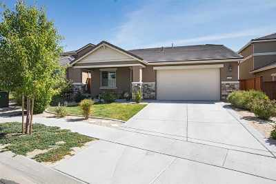 Reno Single Family Home New: 1590 Heavenly View Trail
