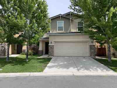 Washoe County Single Family Home New: 6720 Altesino Dr