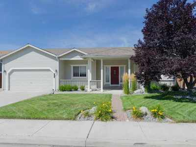 Washoe County Single Family Home New: 7859 Jacinto Ave