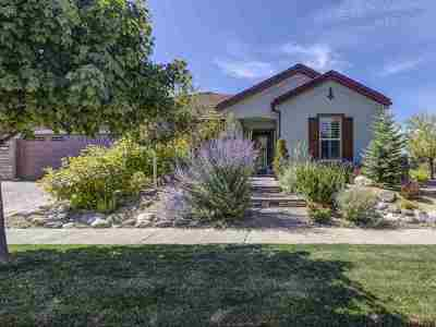 Washoe County Single Family Home New: 1199 Meridian Ranch Drive
