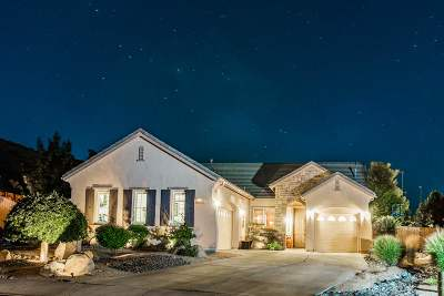 Reno Single Family Home New: 2650 Mule Circle