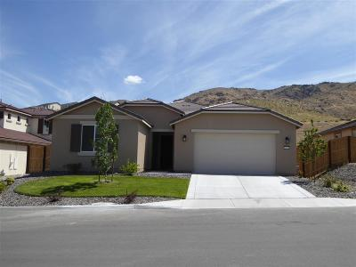 Reno Single Family Home New: 10410 Gold Mine Drive