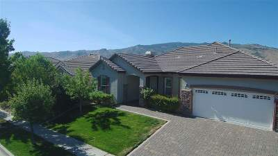 Reno Single Family Home New: 1225 Meridian Ranch Drive