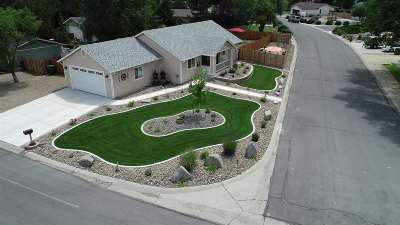 Gardnerville Single Family Home New: 1229 Manhattan