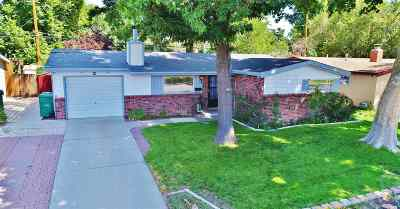 Sparks Single Family Home New: 1122 Greenbrae