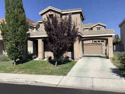 Reno Single Family Home New: 9375 Hummer Ct
