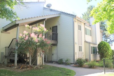 Sparks Condo/Townhouse New: 2381 Roundhouse Road