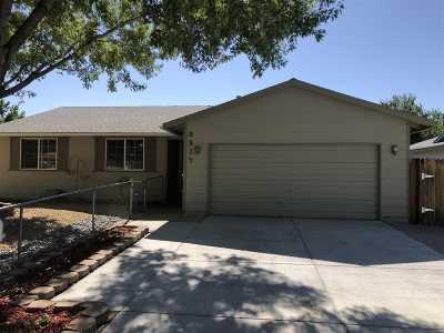 Reno NV Single Family Home New: $368,500