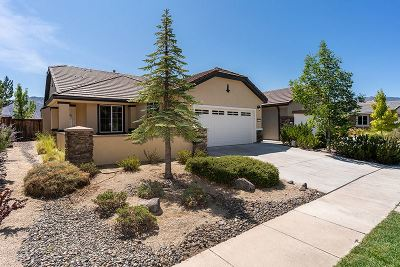 Reno Single Family Home New: 9118 Mount Pleasant Dr.