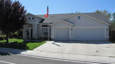 Fernley Single Family Home Price Reduced: 373 Cook Way