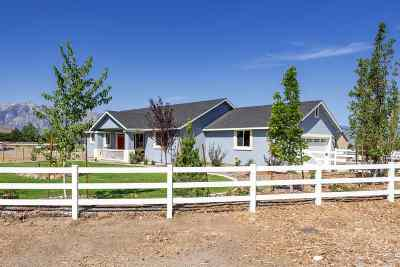 Gardnerville Single Family Home Price Reduced: 644 Derby Ct