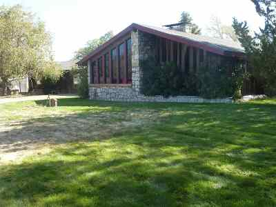 Gardnerville Single Family Home For Sale: 1900 Palomino