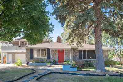 Washoe Valley Single Family Home For Sale: 150 Old Washoe
