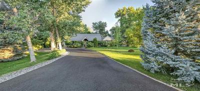Fallon Single Family Home For Sale: 5721 Rivers Edge Drive