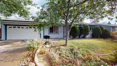Fernley Single Family Home Active/Pending-Call: 749 E St