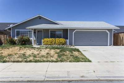 Carson City Single Family Home For Sale: 2462 Havenwood Court
